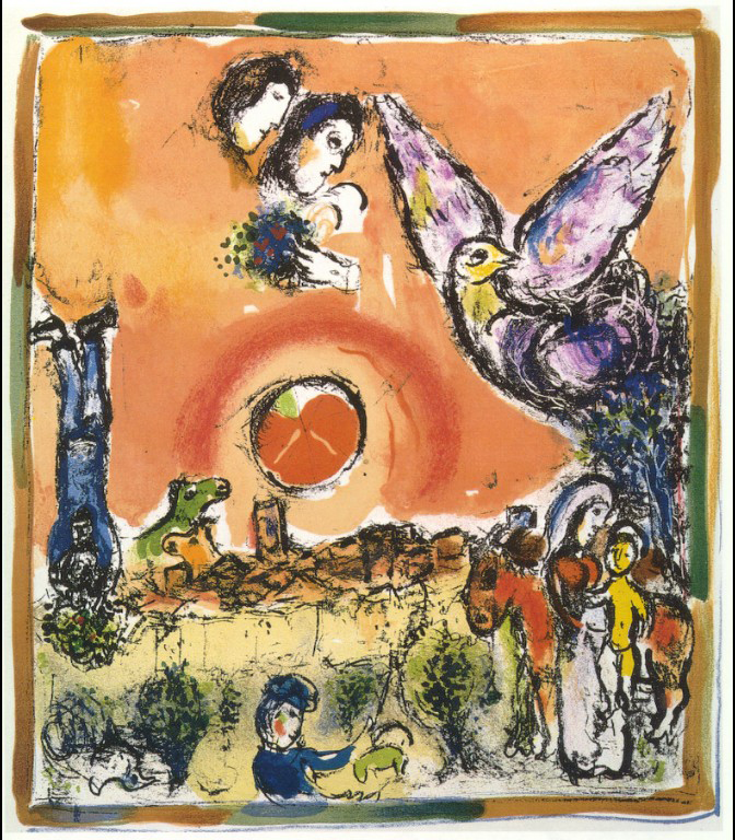 301 moved permanently for Chagall st paul de vence