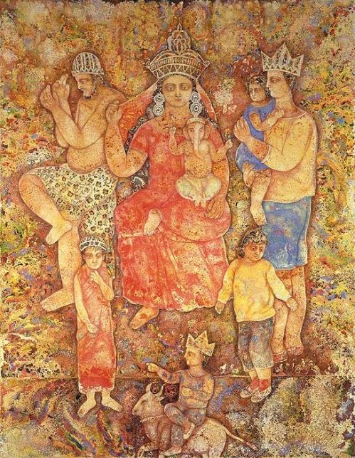 Ganesh-Janini-Sakti-Burman