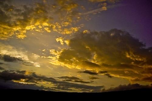 Nubes de la tarde ecuatoriana (flickr.hivemind.net)