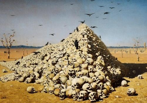 the-apotheosis-of-war-1871.jpg!HD Vasily Vershagin (1024x719)