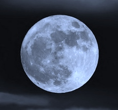 Full Moon June 15 2011