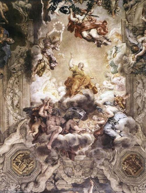 Pietro-Da-Cortona-Allegory-of-Divine-Providence-and-Barberini-Power-detail-wahoo dot art