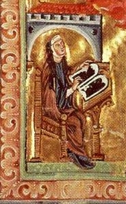 Liber Divinorum Operum - Visión segunda de la primera parte, detalle