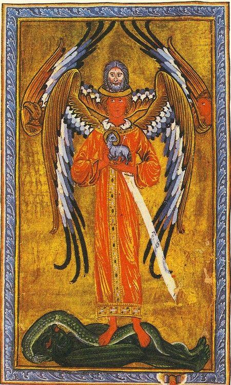 Libro de las Obras Divinas - Primera visión de la primera part