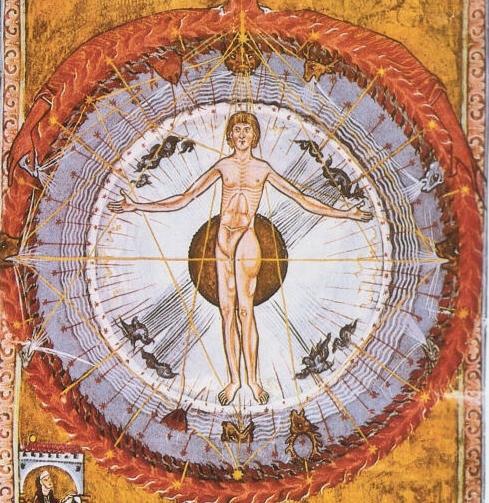Hildegarda de Bingen (1098-1179) Liber Divinorum Operum