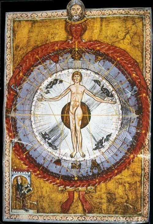 Liber Divinorum Operum, segunda visión de la primera parte