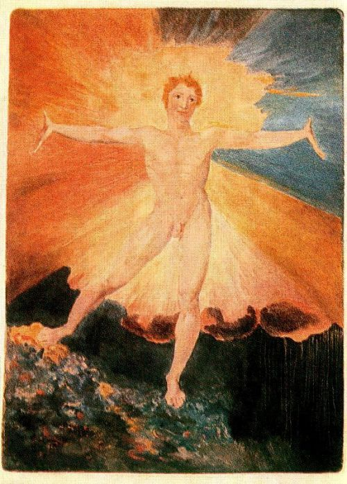 William Blake - La danza de Albión