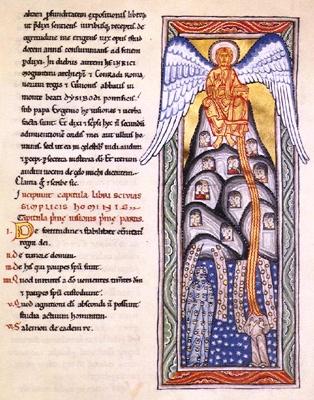 Liber Scivias - Códice de Rupertsberg