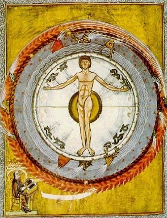 Liber Divinorum Operum - Visión tercera de la primera parte