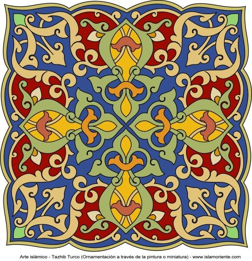 Arte_islámico_–_Tazhib_Turco_(Ornamentación_a_través_de_la_pintura_o_miniatura)-27_5 (2)