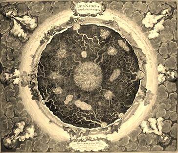 Athanasius Kircher - Mundus subterraneus