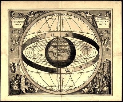 universo ptolemaico
