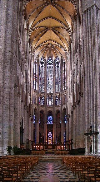 Catedral de Beauvais (siglo XIII)