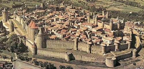 Carcasonne, otro escenario de la cruzada