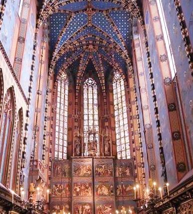 Santa María de Cracovia