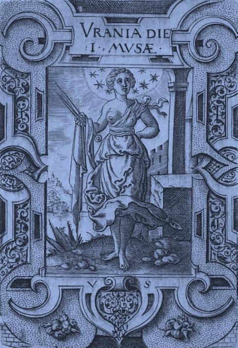 Virgil Solis - La Metamorfosis de Ovidio, 1562