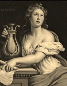 Giovanni Batista Salvi - Santa Cecilia, patrona de la música