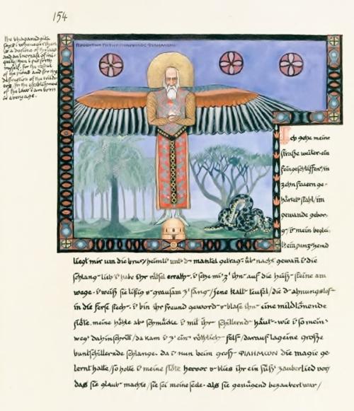 página 148 del manuscrito - la figura de Philemon