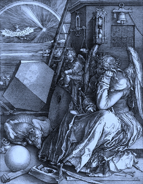 Albrecht Dürer - Melancolía