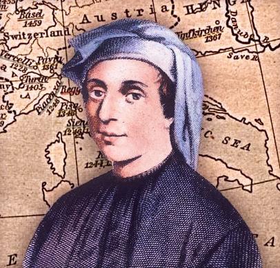 Leonardo de Pisa, conocido como Fibonacci