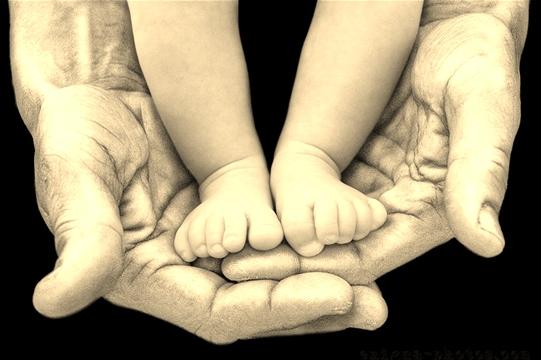 Dean White - Father & child
